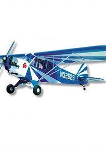 SIG 1/4 SCALE CLIPPED WING CUB KIT